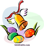 Religious holidays france bell. Bells clipart easter