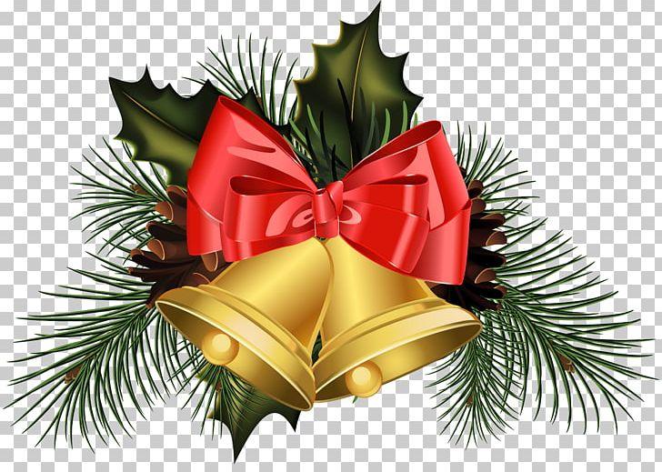 Jingle bell christmas bunny. Bells clipart easter