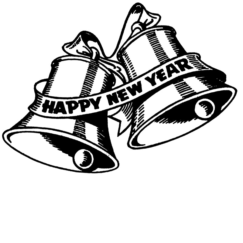 Clip art photo niceclipart. Bells clipart new year