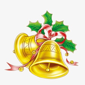 Bells clipart new year. Download free png s