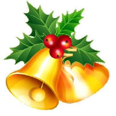 Christmas pictures clip art. Bells clipart new year