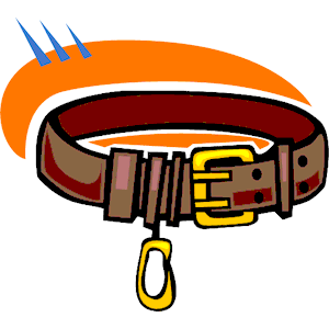 Free cliparts download clip. Belt clipart animated