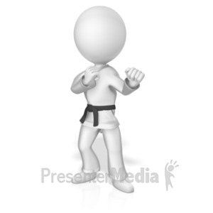 Belt clipart animated. Presenter media powerpoint templates