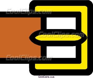 Buckles vector clip art. Belt clipart belt buckle