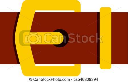 Station . Belt clipart belt buckle