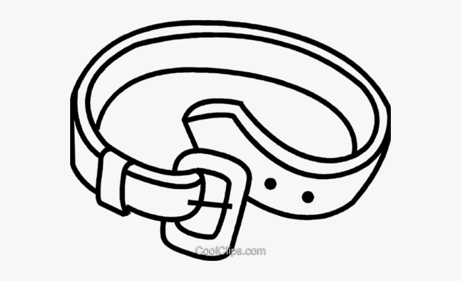 Belt clipart black and white. Free cliparts on