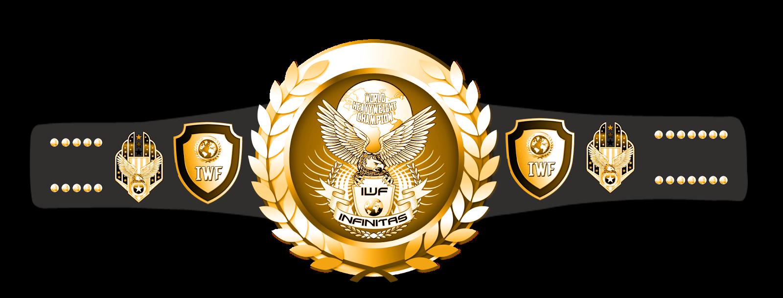 Eagle clipart wrestling. Boxing belt vector illustration
