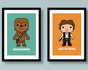 Star wars printable wall. Belt clipart chewbacca