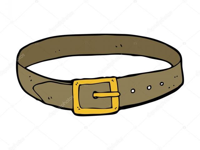 Free download clip art. Belt clipart cinturon