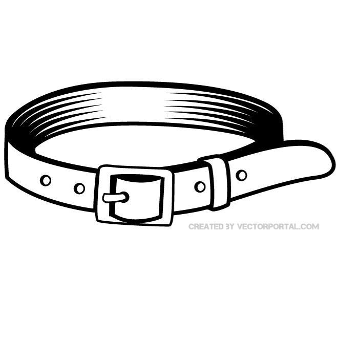 Vector download at vectorportal. Belt clipart clip art