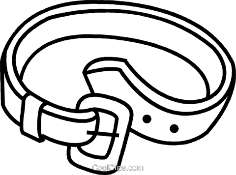Free white cliparts download. Belt clipart clip art