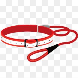 Tied rope png vectors. Belt clipart dog
