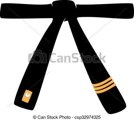 best black images. Belt clipart illustration