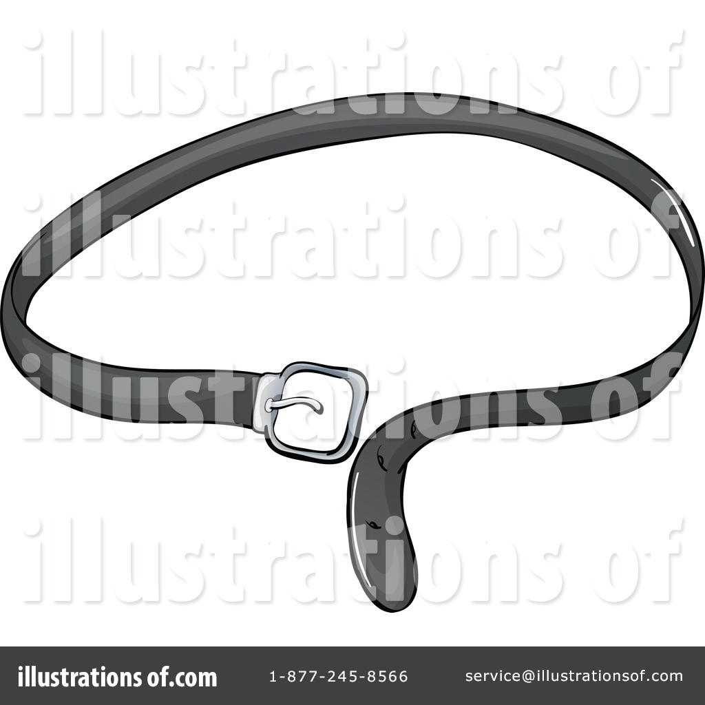 Belt clipart illustration. By graphics rf royaltyfree