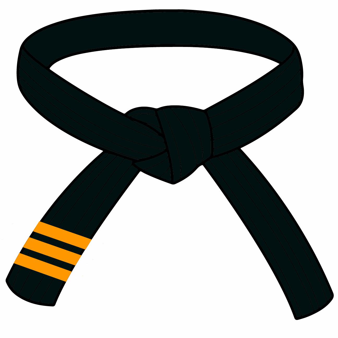 Belt clipart karate. Black curriculum national additional
