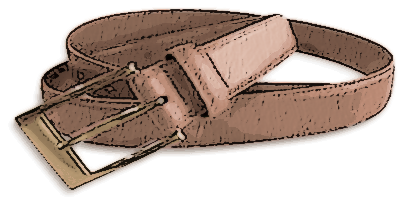 belt clipart leather belt