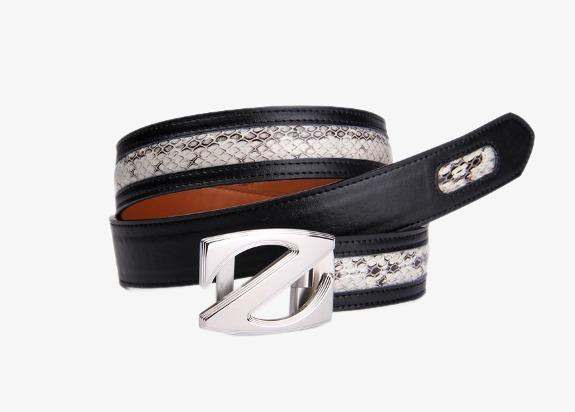 Belt clipart leather product. Korean fashion z letter