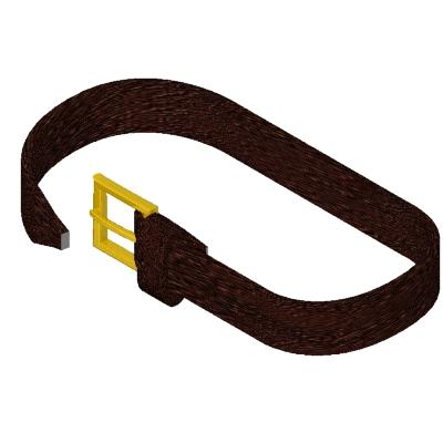 Portal . Belt clipart long belt