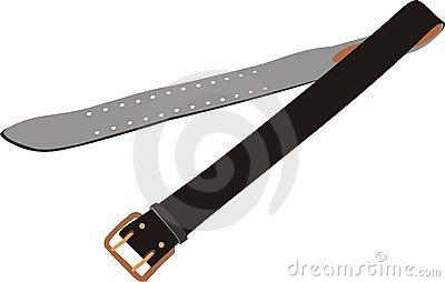 belt clipart long belt