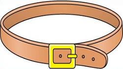Belt clipart long belt. Free