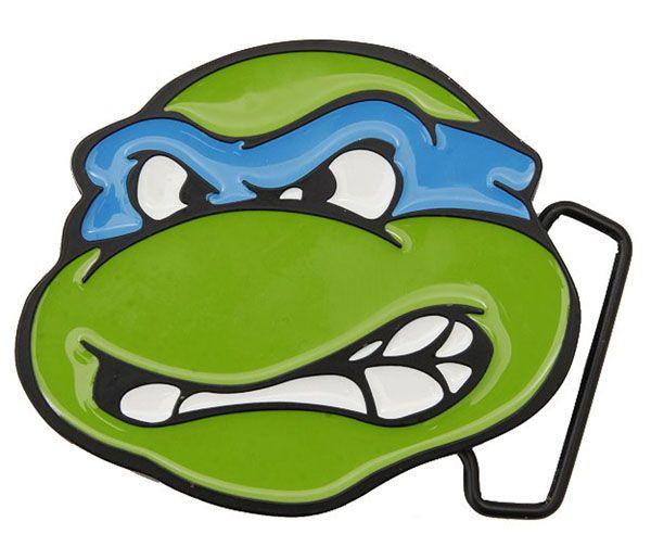 Belt clipart ninja turtle. Teenage mutant turtles buckle