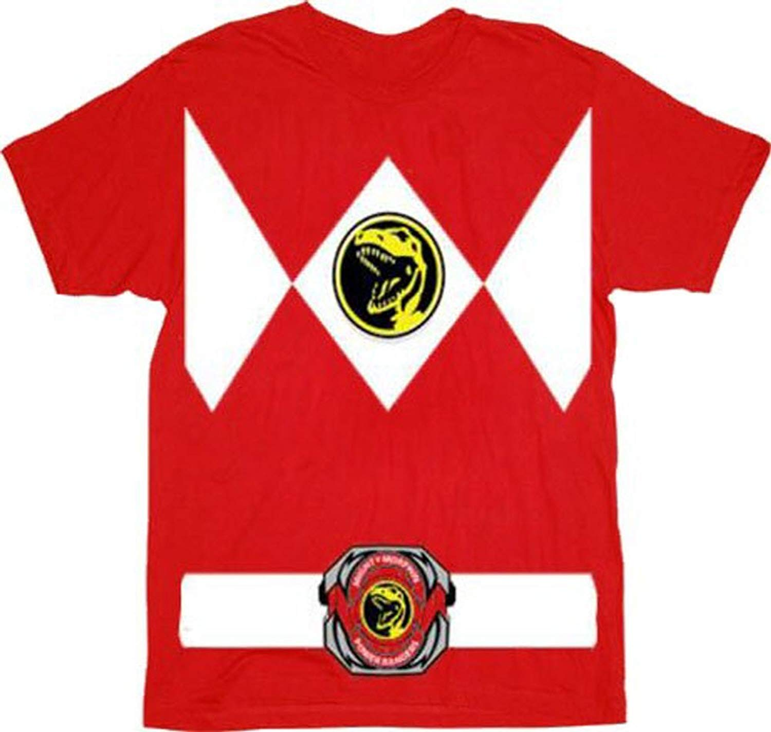 Belt clipart power ranger. Amazon com rangers costume