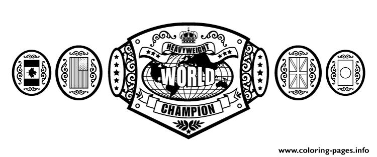 Belt clipart pro wrestling.  images of black