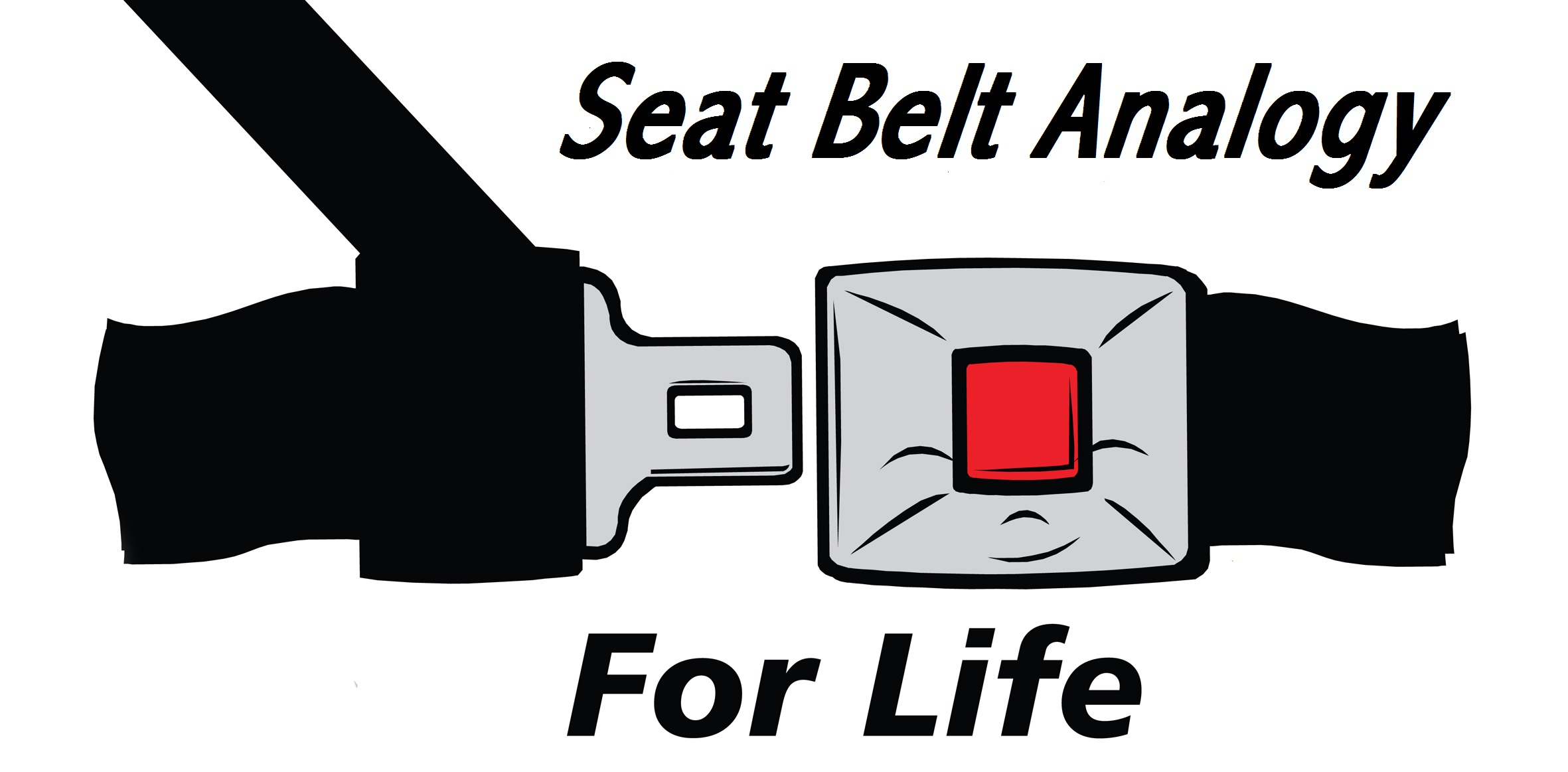 The analogy why you. Belt clipart seat belt