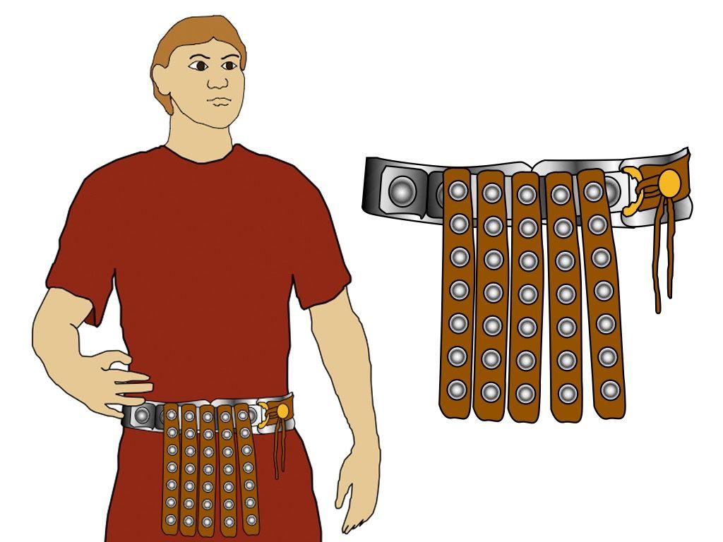 belt clipart soldier roman