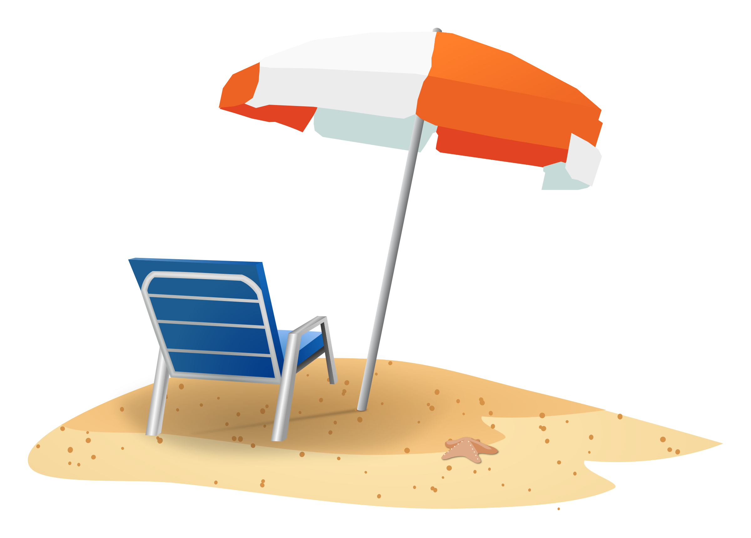Clipart scene big image. Beach png images