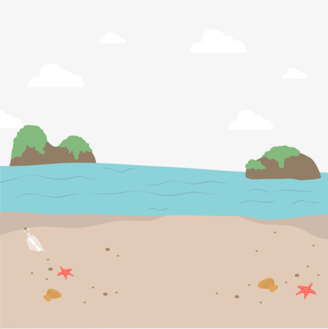 Bench clipart beach. Sandy sea png image