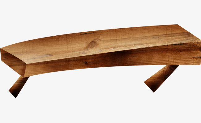 Bench clipart brown wooden. Creative benches png image