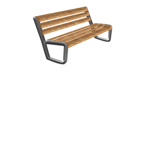 Banco moderno cliparts of. Bench clipart modern