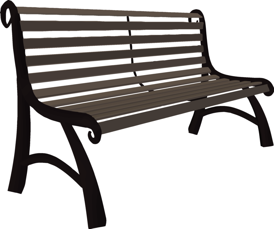 Sunlounger angle png royalty. Bench clipart outdoor