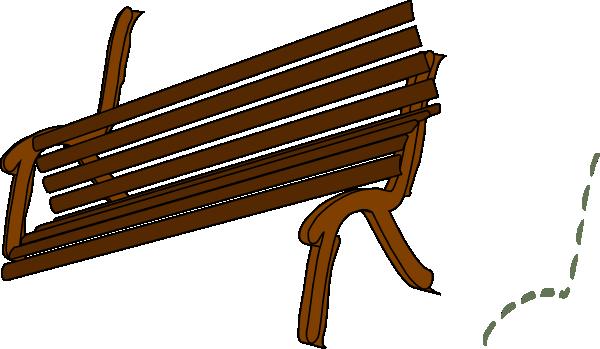 Bench clipart outdoor. G aoi clip art