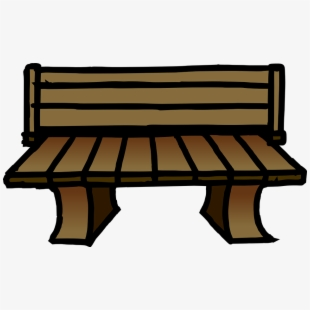 Bench clipart outdoor. Free cliparts silhouettes cartoons