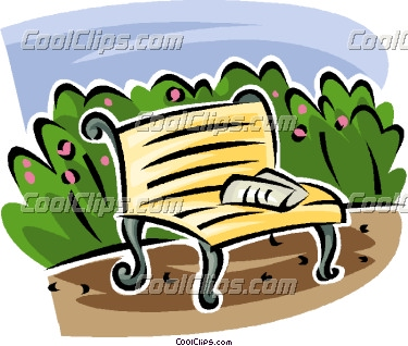 Silhouette at getdrawings com. Bench clipart park bench