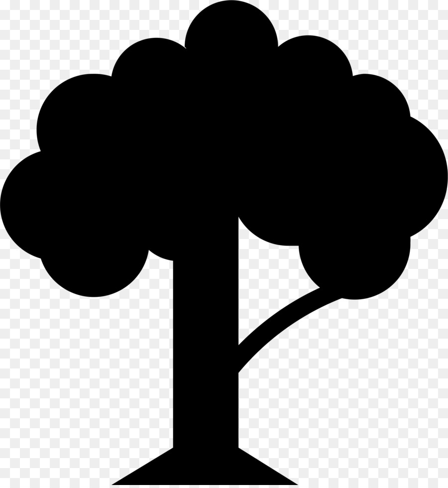 Bench clipart park tree. Silhouette computer icons clip