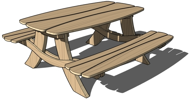 Bench clipart picnic. Table wikiclipart with clip