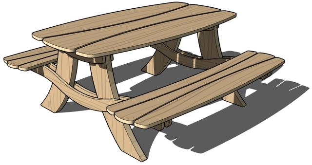 table clip art. Bench clipart picnic