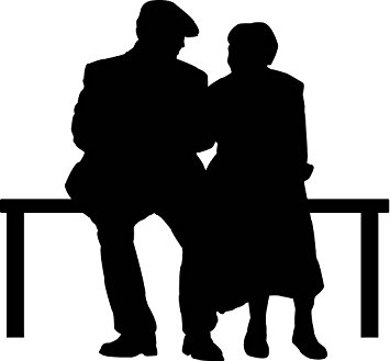 Graphic at getdrawings com. Bench clipart silhouette