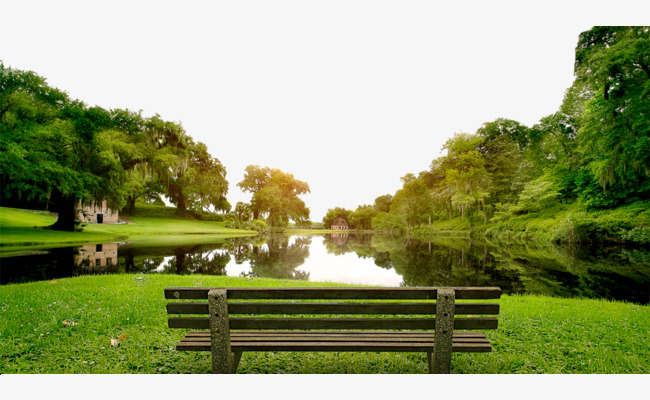 Bench clipart spring. Lake png image and