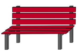 Bench clipart transparent. B download station page