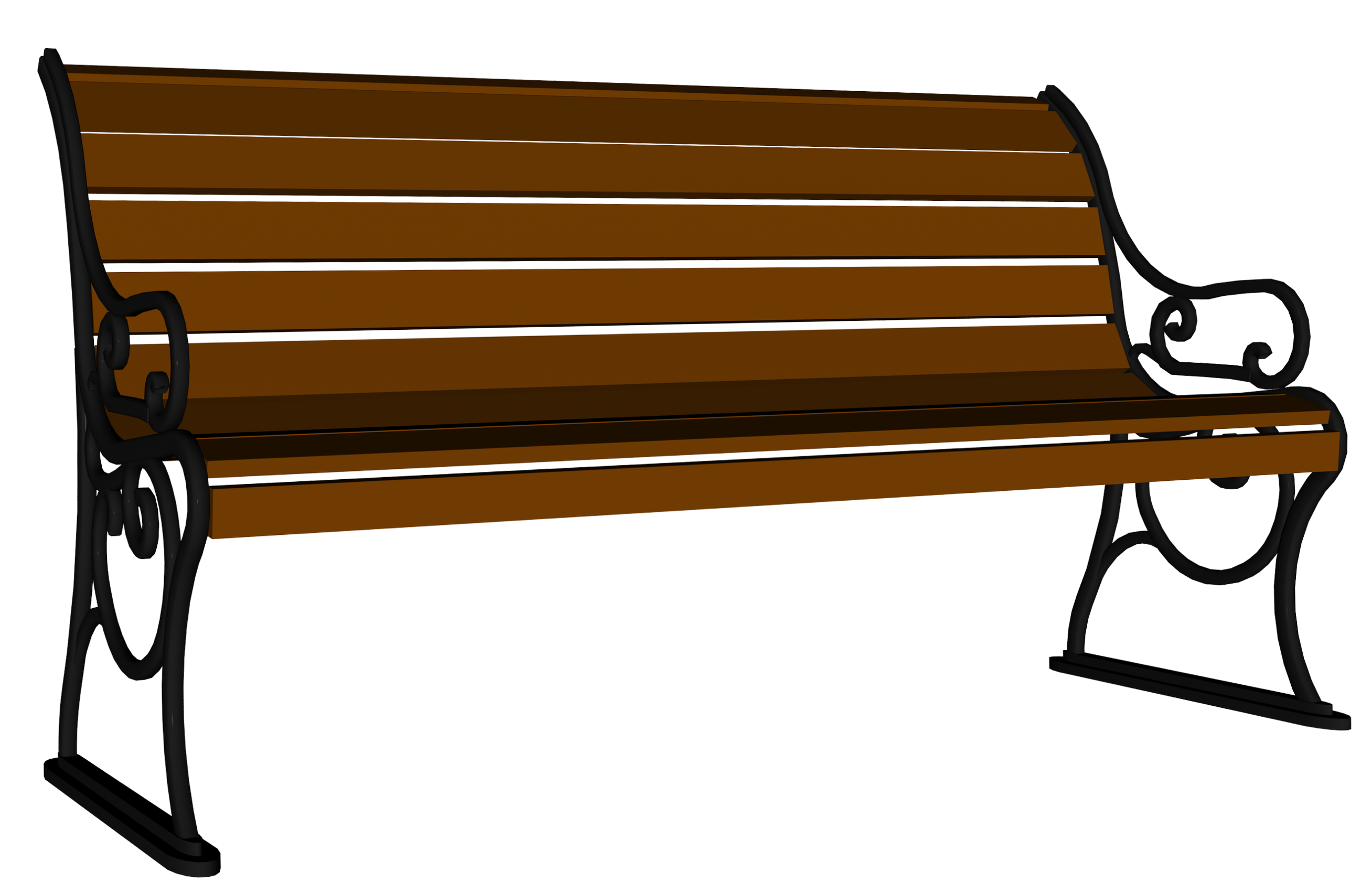 Wooden png image gallery. Clipart park bench clipart