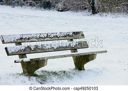 Bench clipart tree. Snowy transparent png mzayat