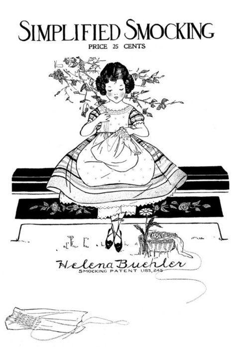 Girl on prints ii. Bench clipart vintage