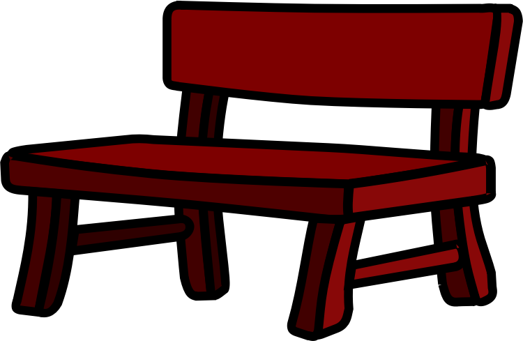 Clipart park bench clipart.  collection of free