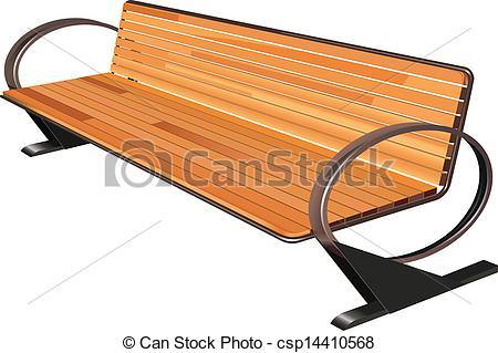 Gallery by amy. Bench clipart wood bench