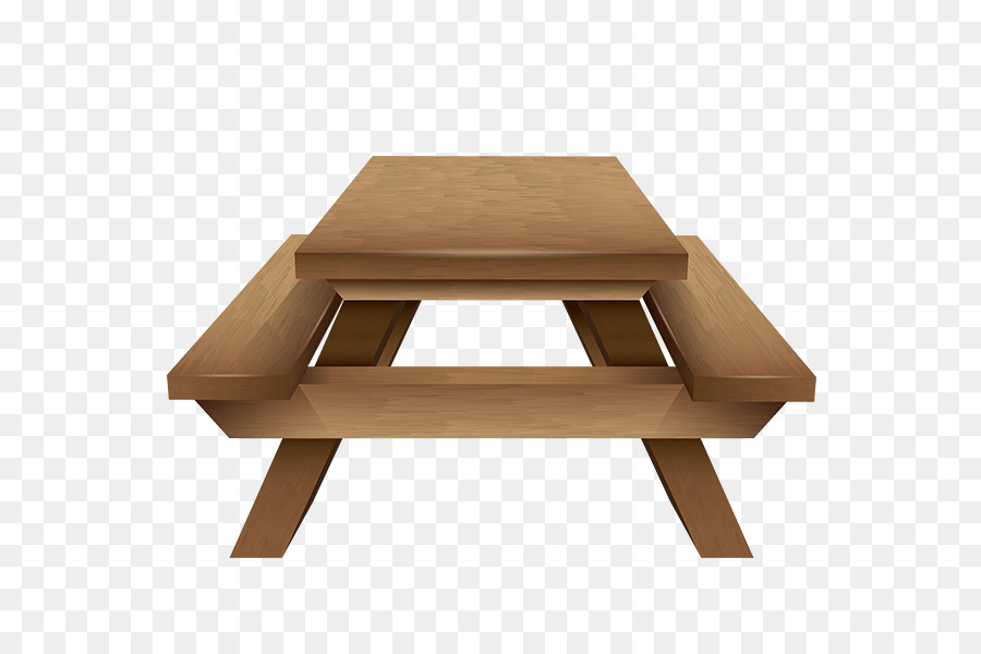 Coffee tables picnic table. Bench clipart wooden desk