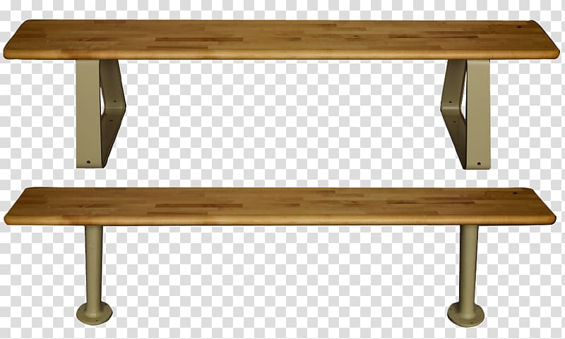 Changing room locker entryway. Bench clipart wooden desk